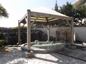 露天風呂yurara